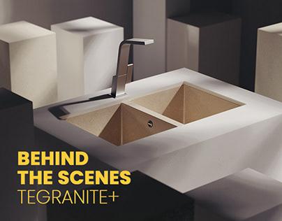 BEHIND THE SCENES - Tegranite+