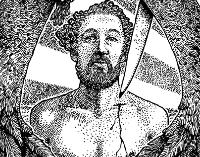 Some illustrations from Lale Müldür's Leonardo.