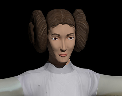 LEIA ORGANA | STAR WARS