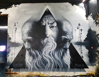 Zoo Art Show 2 (Street art Lyon, France)