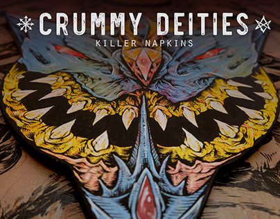 Crummy Deities - A solo Exhibition