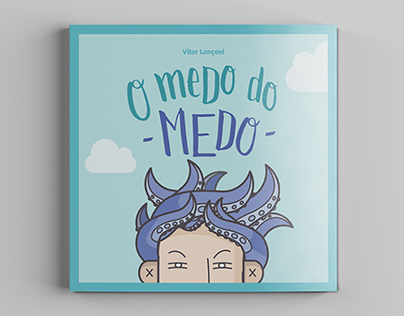 O medo do Medo | Editorial Design