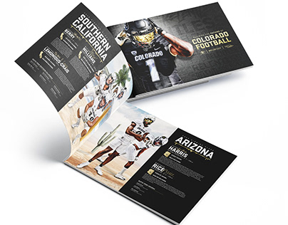 Colorado Football Signing Day Donor Books