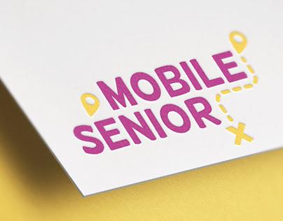 Identité visuelle du service Mobile Senior