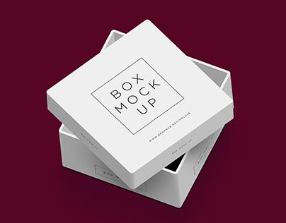 Box mock up free