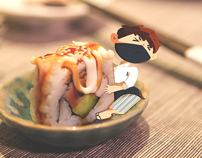 Sushi little brother