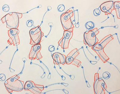 Figure Construction - Gesture and Structure