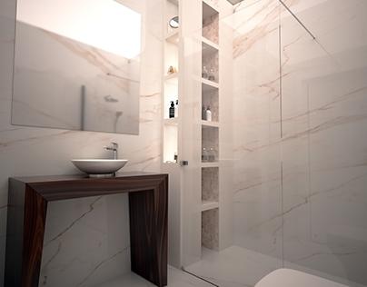 Bathroom 1 ZJ, Belgrade