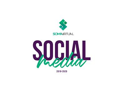 Social Media | Agência Soma Virtual