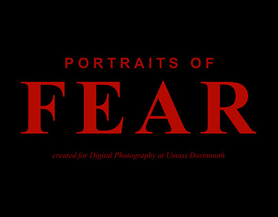 Portraits of Fear