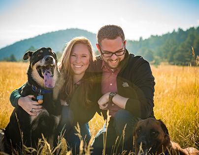 John and Maddison Engagement Photos