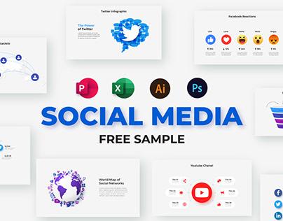 Free Animated Social Media Presentation