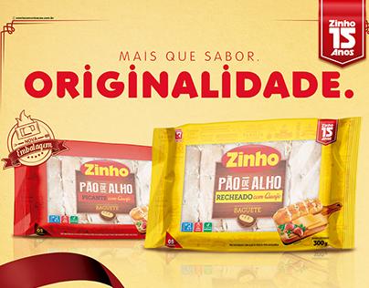 ANÚNCIO DE REVISTA | Zinho