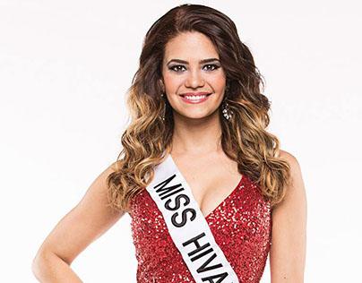 "Florida International University ""Miss Hivaria"""