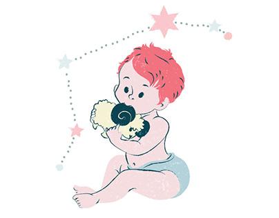 Zodiac babies