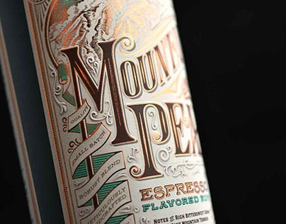 Mountain Peak Espresso Rum