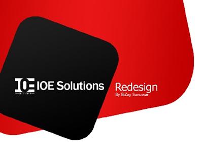UI Redesign - IOE Solutions