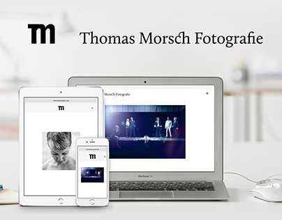 Online Portfolio Thomas Morsch Fotografie
