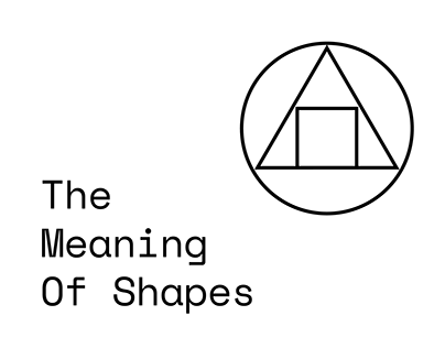 The Meaning of Shapes