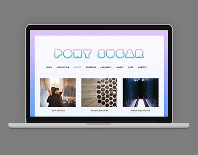 Website Draft + Logo