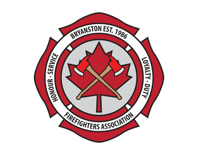 Logo - Bryanston Firefighters Association