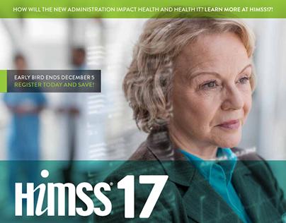 HIMSS17 Targeted Conference Brochure - Nurses