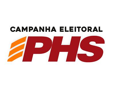 Campanha Eleitoral | PHS