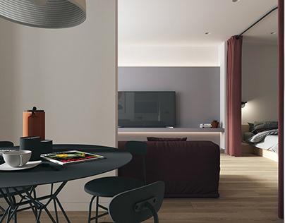 Butovo apartment