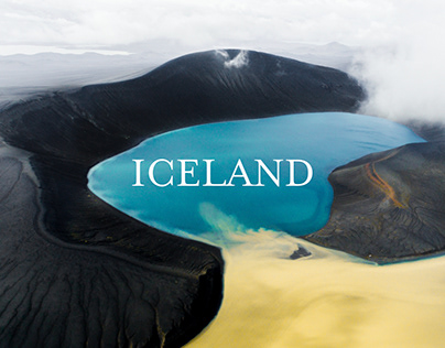 A LOVE LETTER TO ICELAND / Iceland From Above VII.