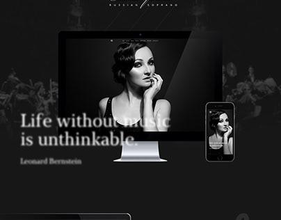 Ekaterina Gavrilova - web site