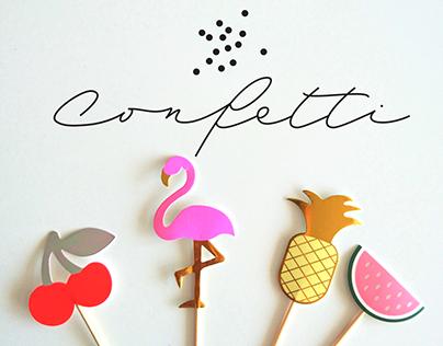 Confetti by Panduro