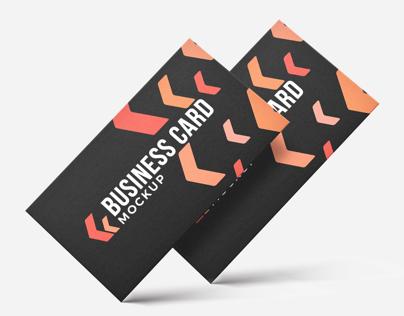 FREEBIE - Business card mockup_vol.1