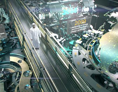 Dubai Chamber - 50th Anniversary TVC