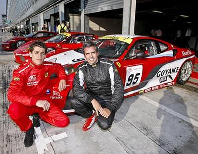Luis Perez Companc - Empresario y un concursante rally