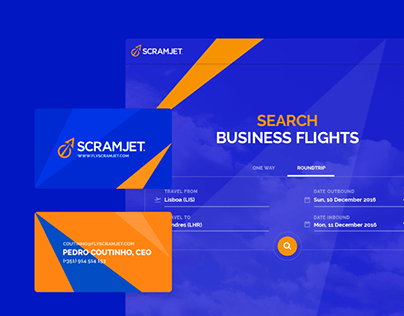 Scramjet Branding