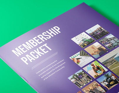 Johnston Chamber of Commerce Membership Packet