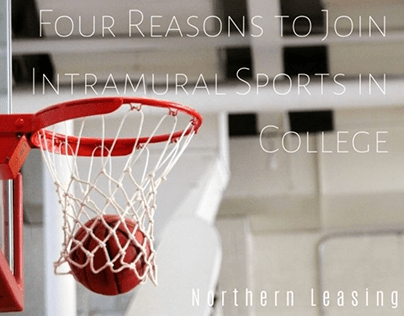 Four Reasons To Join Intramural Sports In College