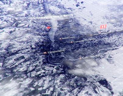 Battlefield 1 DLC promo maps