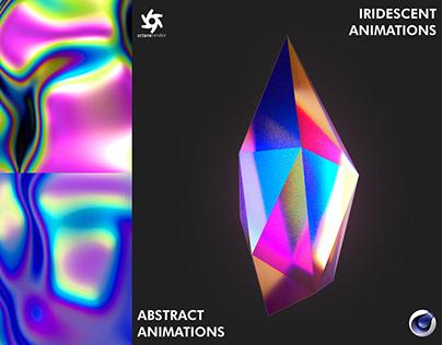 Iridescent 3D Tutorial