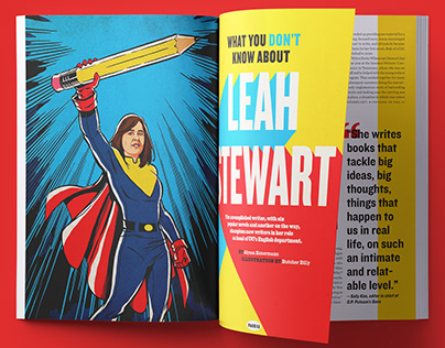 What You Don't Know About Leah Stewart | Cincinnati Mag