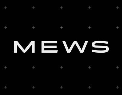 Wordmark / Mews