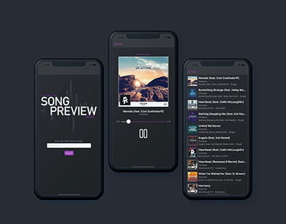 Song Preview Utility: An iOS App