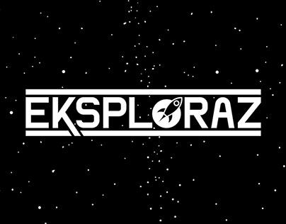 EKSPLORAZ Logodesign