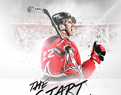 New Jersey Devils Poster Series