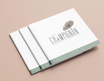 The Champignon Cafe