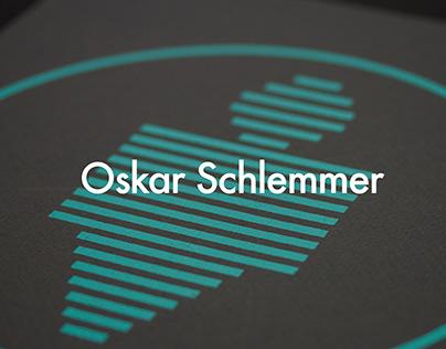 Signet – Oskar Schlemmer
