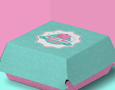 Logo - Myllena Melo Cakes