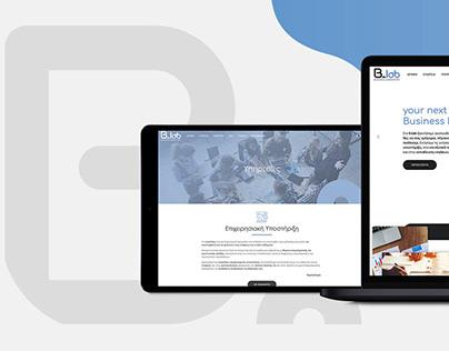 Blab | Web development - Event management system
