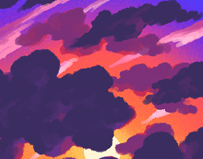 Sky sketches