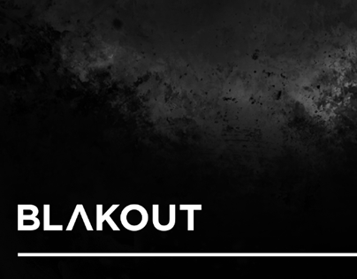 ALL BLAK Records - BLAKOUT Events
